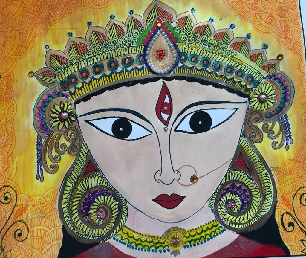 Devi Arising : True meaning of Durga