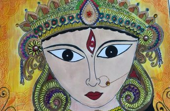 The essence of the rituals of Durga